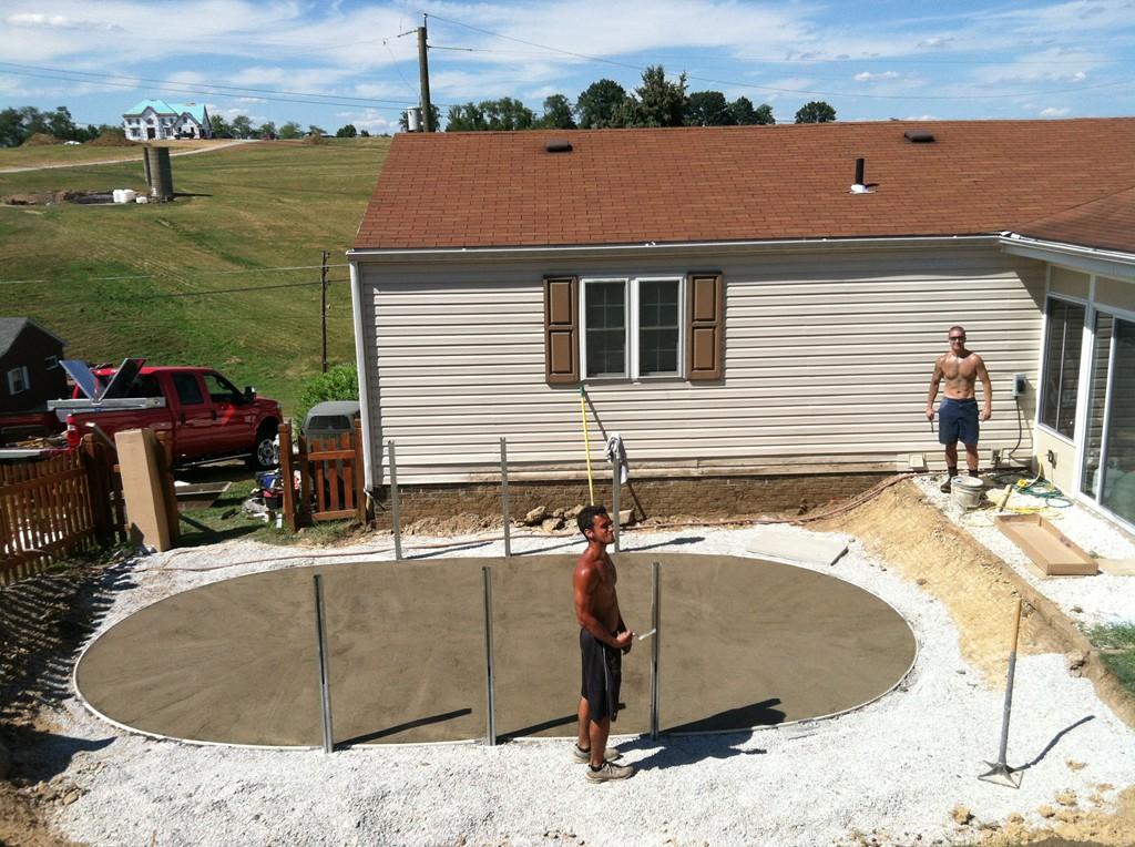 Above Ground Swimming Pools Sherwood Valley Pools Home