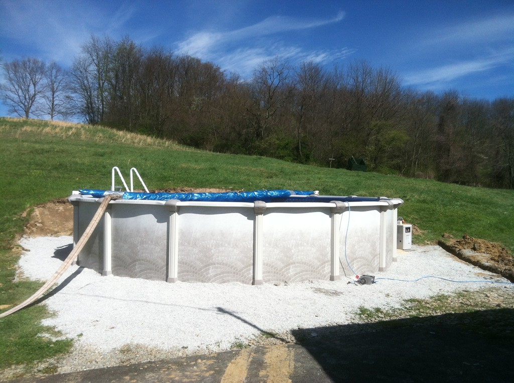 Above Ground Swimming Pools Sherwood Valley Pools