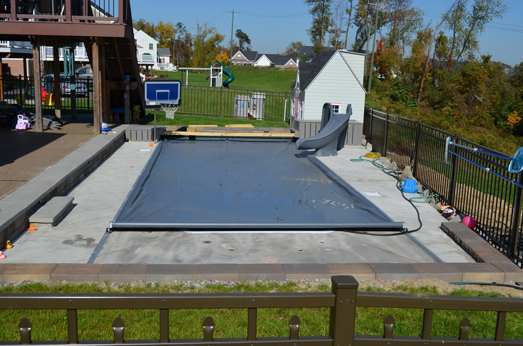 Automatic Pool Covers Sherwood Valley Pools Home Of The