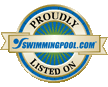 Swimming Pool Proudly Listed